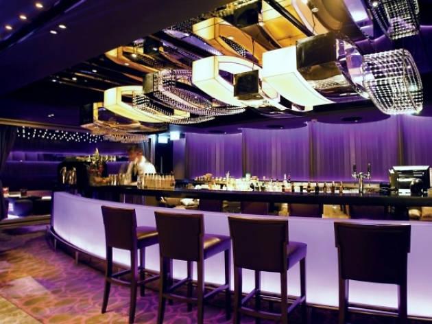 Room One bar at The Mira
