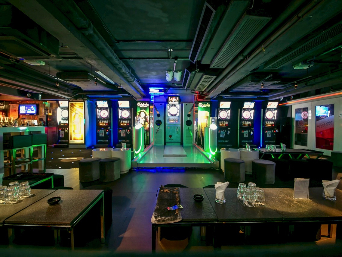 iDarts Club