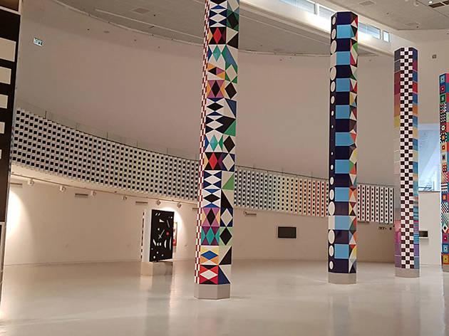 Agam Art Museum