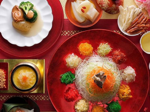 Restaurants to celebrate CNY