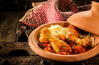 North African restaurants