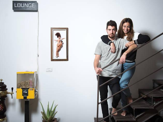 House Hunters: Ori Paniri and Tom Dvash, Elazar ben Yosei St, Jaffa