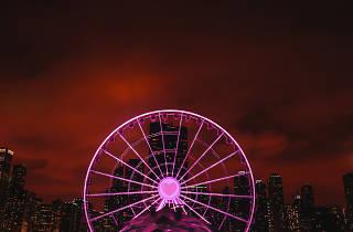 Spend Valentine's Day speed-dating on the Navy Pier Ferris wheel