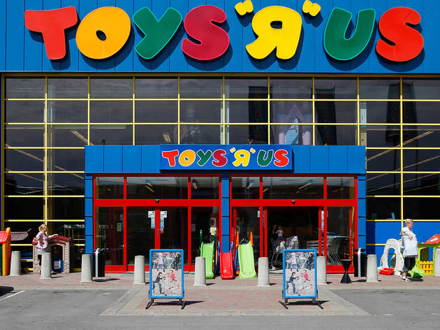 """your Toys """"R"""" Us closing? These stores are shutting their doors"""