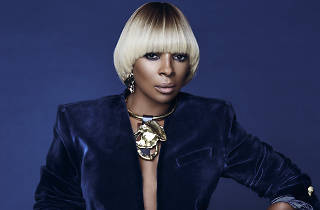Mary J. Blige comes to the Borgata in Atlantic City