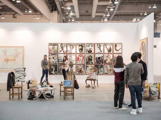 Semana del arte en la Ciudad de México en febrero