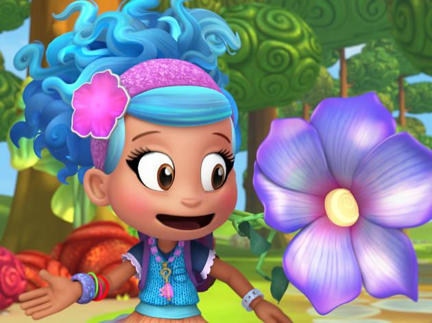 Luna Petunia: De vuelta en Amazia