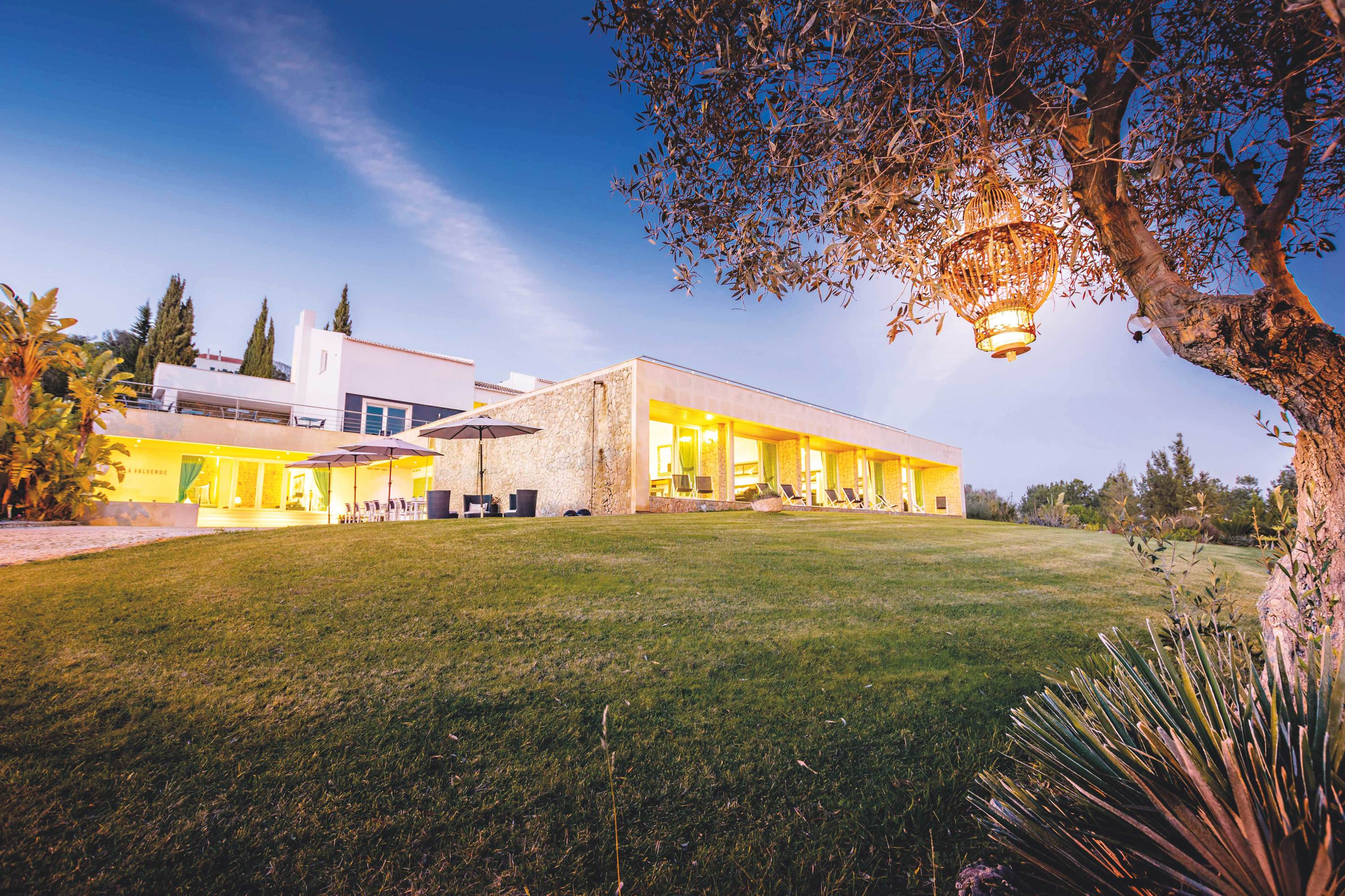 vila valeverde design & country hotel