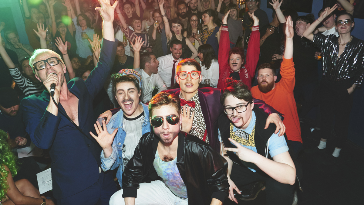 Man Up! Drag King Contest Grand Final