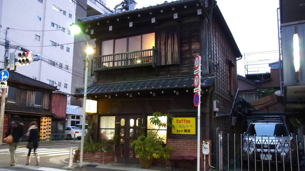 カヤバ珈琲 Kayaba Coffee