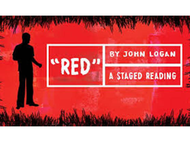 Staged reading of RED by John Logan