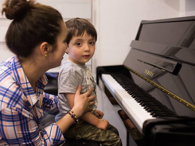 Musicando con Miss Ele (Foto: Mattza Tobón)