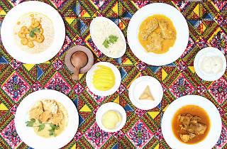 Workshop de comida africana
