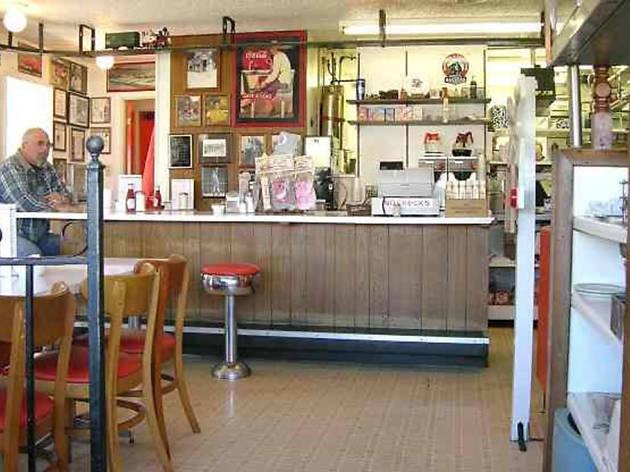 Fritz's Railroad Restaurant in Kansas City