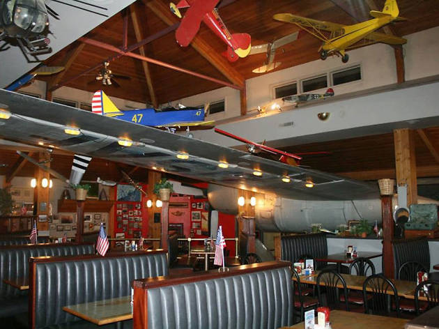 The Airplane Restaurant in Colorado Springs
