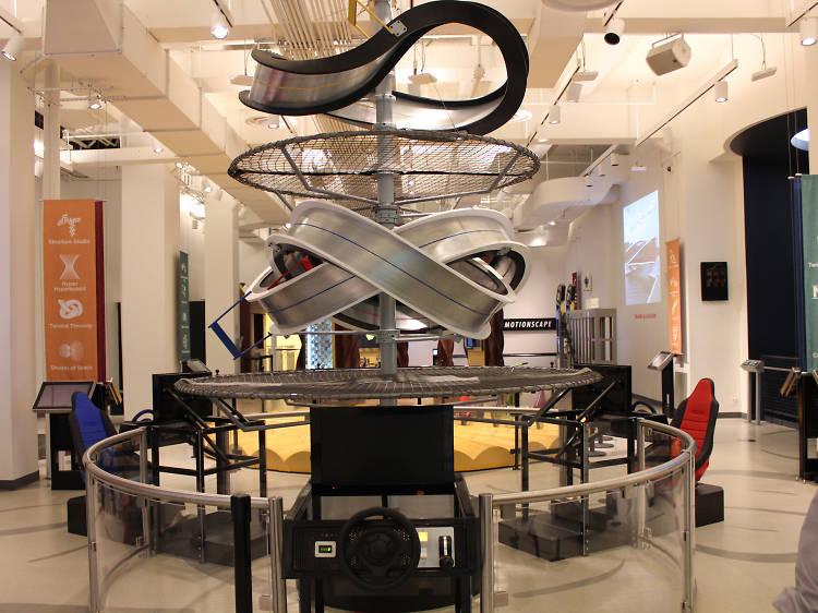 The National Museum of Mathematics