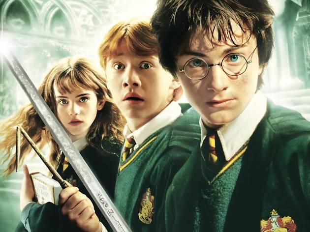 Harry Potter y la cámara secreta en concierto con orquesta