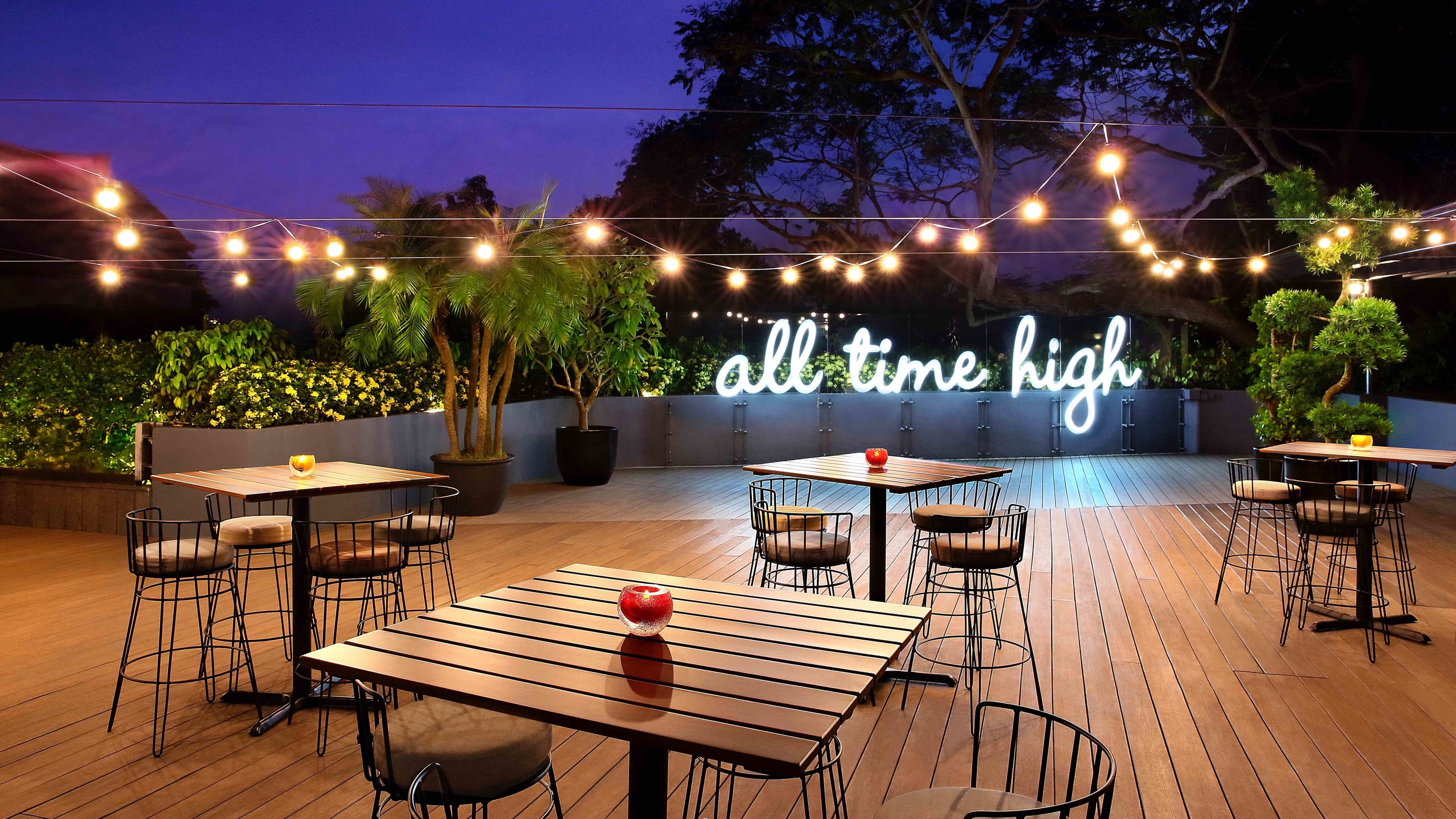 20 Best Places To Dine Alfresco In Singapore