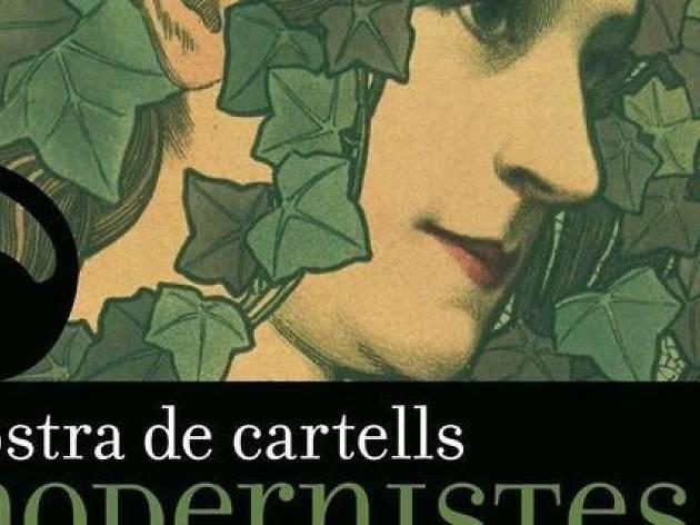 Mostra Cartells Modernistes