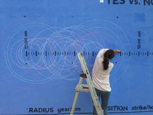 Murs Lliures: creació artística al parc