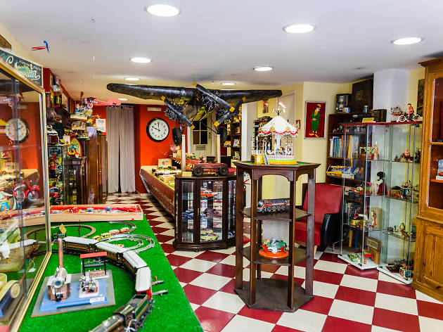Toy Department