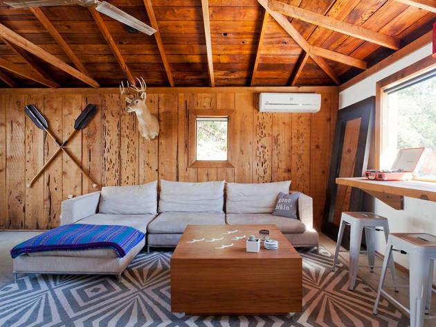 Topanga Cabin Chic Retreat