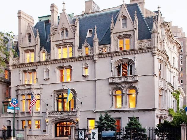 Ukrainian Institute - Manhattan, NY - May 2010. Photos by Sarah van Ouwerkerk and Thierry Gourjon.