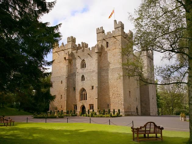Langley Castle, Northumberland