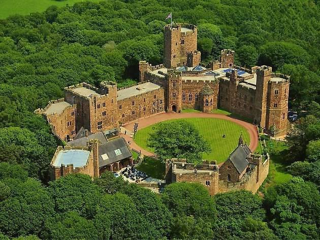 Peckforton Castle, Cheshire