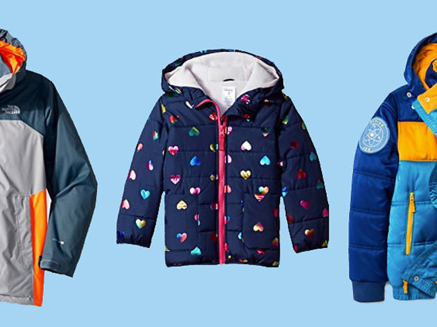 df80e4f9ad6c Best Winter Coats for Kids That ll Keep Them Warm in NYC
