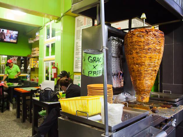 Tacos La periquita