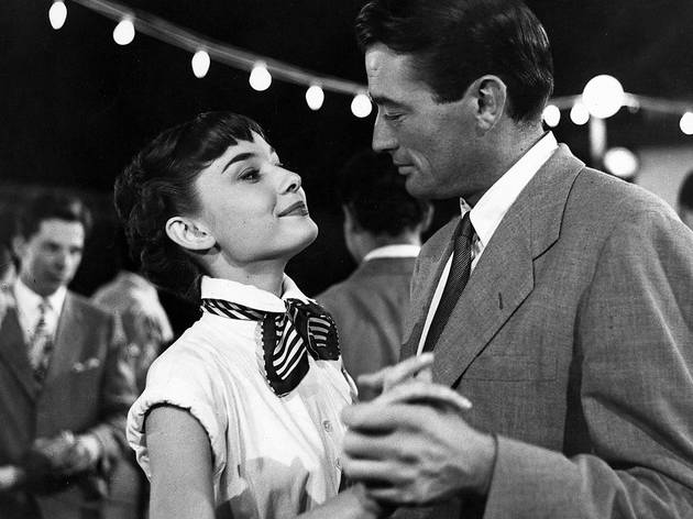 """Watch """"Roman Holiday"""" in a stunning theater"""