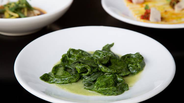 Cocina italiana pasta sartoria