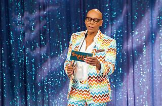 Transmisión de RuPaul's Drag Race en Baby