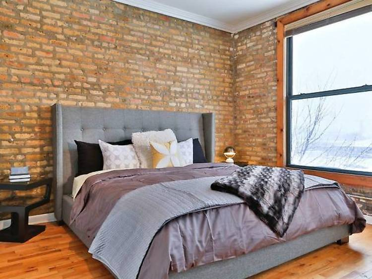 Polished photo studio in West Town