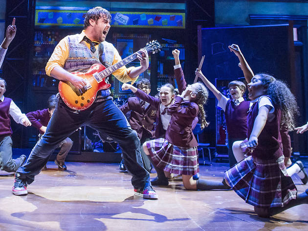 The School of Rock is coming to Melbourne