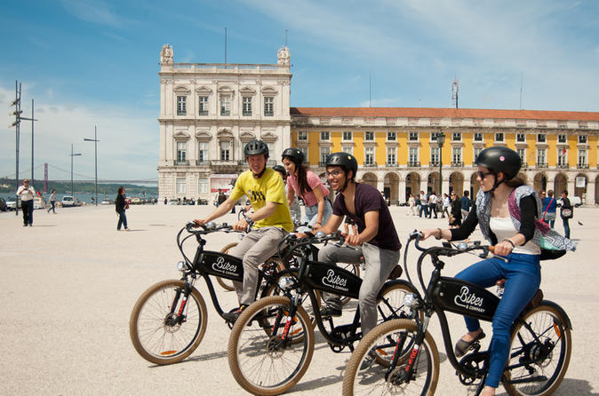 Lisbon hills electric bike tour