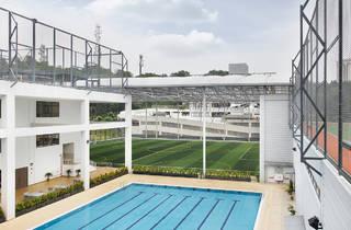 British School Kuala Lumpur (BSKL) school building