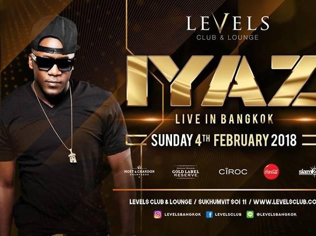 Iyaz Live in Bangkok