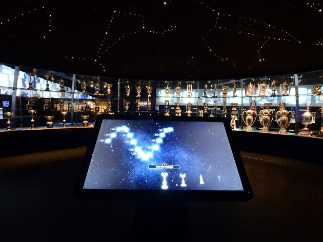 Torça pelo seu clube no Museu FC Porto