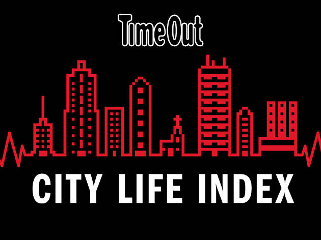 The Time Out City Life Index 2018