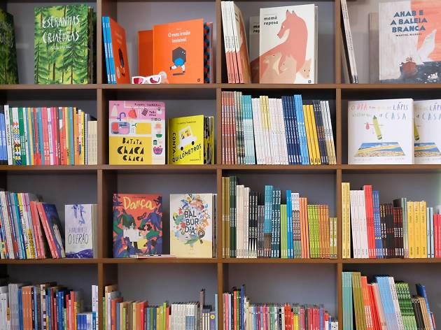 Livrarias para crianças em Lisboa que tem mesmo de visitar