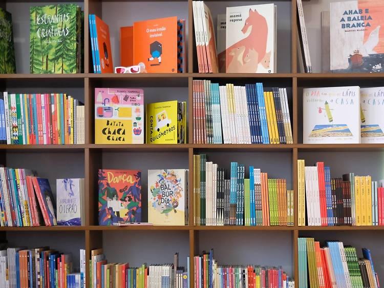 Livrarias para crianças em Lisboa