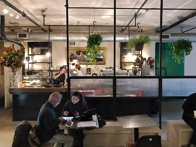Image result for kave espresso bar bushwick