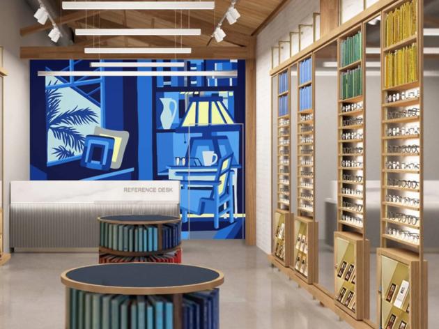 Warby Parker in Glendale
