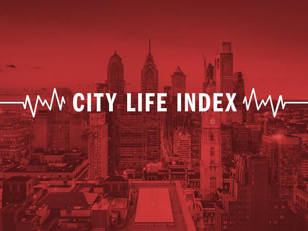 Philadelphia City Life Index