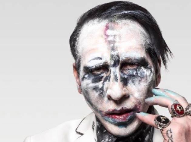 Marilyn Manson + Amazonica
