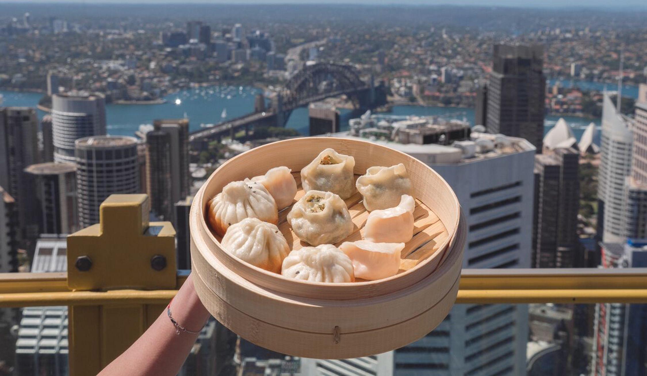 Dumplings in the Sky