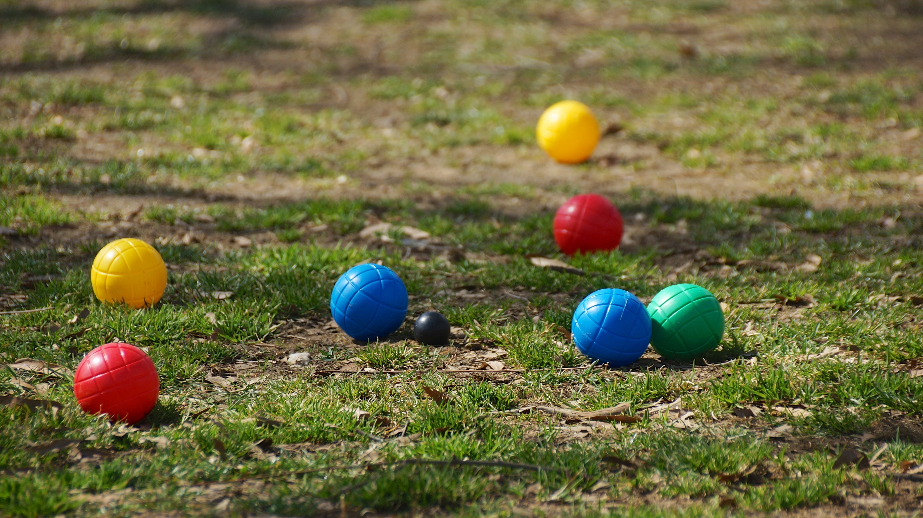 Bocce it up with the locals