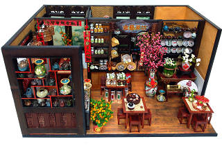 Feature of HK – CNY Miniature Exhibition @ Olympian City, 喜.細看香港新春微型藝術展@奧海城